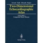 Two-Dimensional Echocardiographic Atlas: Congenital Heart Disease v.1 by J.B. Seward