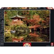 Puzzles Educa - Templo Daigo Ji Kyoto Japón, puzzle de 1500 piezas (15529)