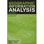 Geographic Information Analysis by David O'Sullivan