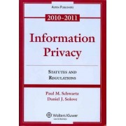 Information Privacy by Paul M Schwartz