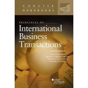 Principles of International Business Transactions by Ralph Folsom