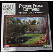Picture Frame Cottages Spring Lake Cottage 250 Piece Puzzle