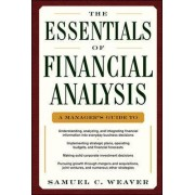 The Essentials of Financial Analysis by Samuel C. Weaver
