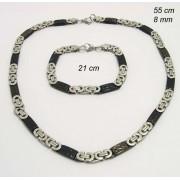 EXEED 237535- náhrdeľník a náramok