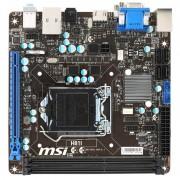 Placa de baza MSI H81I Intel LGA1150 mITX