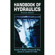Handbook of Hydraulics by Ernest Frederick Brater