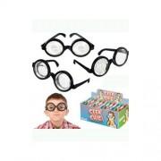 Geek Chic Nerd Glasses:Nerdtastic Bug Eyes Klutzo(Sold Individual)