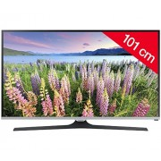 Samsung 101.6 cm (40 inches) 40J5100 Full HD LED TV (Black)