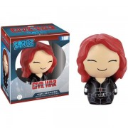Figurine Captain America - Civil War - Black Widow Dorbz 8cm