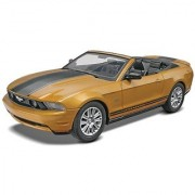 Revell Snaptite 2010 Ford Mustang Convertible Plastic Model Kit