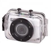 Trevi Go 2200 HD Sports, akciókamera, fehér, 720P, 1,3 MP, 2'' érintőképernyő (#0220001)