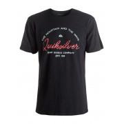 NU 20% KORTING: Quiksilver T-Shirt »Slub Hero Bay - T-Shirt«