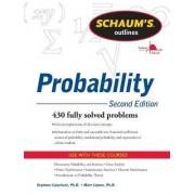 Schaum's Outline of Probability by Seymour Lipschutz