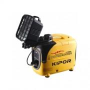 Generator de curent digital Kipor IG 1000S, 1 kVA, motor 4 timpi, benzina, kit iluminare
