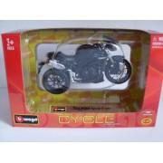 bburago - Maqueta de motocicleta, modelo Triumph Speed Triple (escala 1:18), color negro