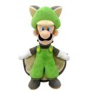Nintendo Super Mario Bros. Plush Doll Flying squirrel Musasabi Luiji Size M Japan Import by SANEI