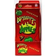 Apples to Apples Adventurous Snack Pack Add-On Card Game by Mattel
