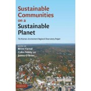 Sustainable Communities on a Sustainable Planet by Brent Yarnal