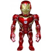 Hot Toys - Avengers Age Of Ultron Artist Mix Bobble Head Iron Man Mark Xlv Figura 13 Cm