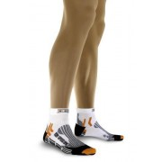 Sidas Speed One Chaussettes Homme Blanc Fr : 42-44 (Taille Fabricant : 3)