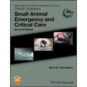 Blackwell's Five-Minute Veterinary Consult Clinical Companion by Elisa M. Mazzaferro
