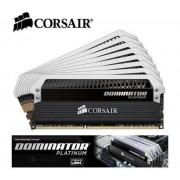 Dominator Platinum 64 Go (8 x 8 Go) DDR3 2133 MHz CL9, Kit Quad Channel RAM DDR3 PC3-17066 CMD64GX3M8A2133C9 par Corsair)