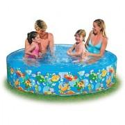 Intex Swimming Pool Water Pool 6 Feet For Kids Fun