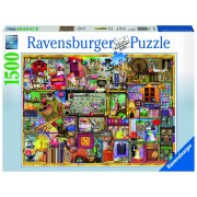 Ravensburger puzzle artizanat, 1500 piese