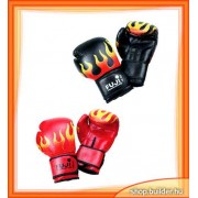 Boxing Gloves Flame, leather (pereche)