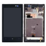 LCD/Display + Touch para Nokia Lumia 925 Preto