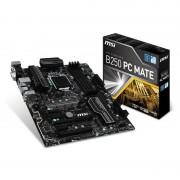 Micro-Star International MSI B250 PC MATE Intel Socket 1151 ATX Motherboard