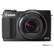 Cámara Digital Canon PowerShot G1X Mark II 12.8 MP 4x-Negro