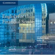 English for the Financial Sector Audio CD by Ian Mackenzie
