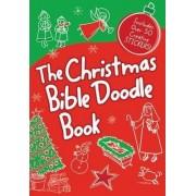 The Christmas Bible Doodle Book by Zonderkidz
