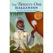Twenty-One Balloons by William Pene Du Bois