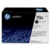 HP LaserJet M5035 mfp Black Cartridge prints approximately 15,000 pages using the ISO/IEC 19752 yield Standard. Cartridge is also leveraged in the LaserJet M5025 mfp