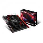 Carte mre MSI B150A GAMING PRO - ATX Socket 1151 Intel B150 Express - SATA 6Gb/s + SATA Express - USB 3.1 - 2x PCI-Express 3.0 16x