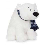 Aurora World Ltd - Peluche dell'orso polare Icy Bear, misura media, 33 cm
