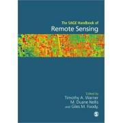 The Sage Handbook of Remote Sensing by Timothy A. Warner