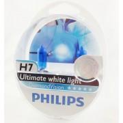 2x ampoules Philips H7 Diamond Vision 55W