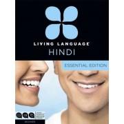 Living Language Hindi, Essential Edition by Living Language