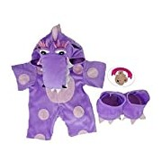 Build Your Bears Wardrobe 15-Inch Clothes Fit Build a Bear Little Dragon Costume