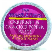 Cabernet & Cracked Pepper Paste 100g