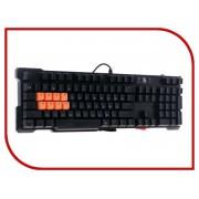 Клавиатура A4Tech Bloody B720 Black USB