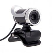 2015 usb 2.0 12 m cam câmera hd web grau 360 novo com mic clip-on para skype desktop do computador laptop pc