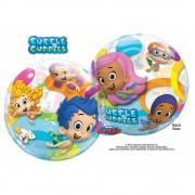 "Balon Bubble 22""/56cm Qualatex, Bubble Guppies, 65579"
