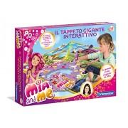 Clementoni 12032 - Mia and Me Tappeto Gigante Interattivo