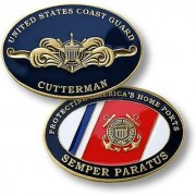 Coast Guard Cutterman Officer