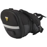 Topeak Strap Aero Wedge Pack Borsello nero Borse da sella
