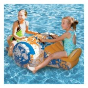 AquaFun Sea Saw Swimming Pool Toy / Float - 137 x 81 x 51 cm